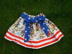 Jezebel skirt (a Sadie James pattern)
