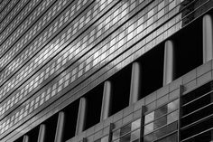 Black and White Photography - Frankfurt am Main - Photo: Tim Münnig