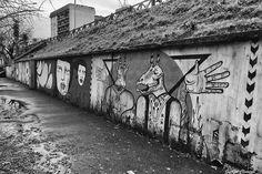 https://flic.kr/p/C4ZBa3   M.U.R.O   M.U.Ro. - Museo Urban di Roma è il primo museo di Urban Art a Roma ed è il primo progetto di museo completamente integrato nel tessuto sociale, come la forma d'arte di cui si occupa: la Street Art.