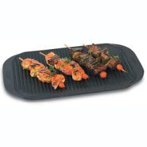 Heuck 33004 Pre-Seasoned Cast Iron 17 Inch Reversible Griddle Cast Iron Griddle, Griddle Pan, Seasoning Cast Iron, Roasting Pan, Griddles, Healthy Cooking, Kitchen Dining, Grilling, Recipes