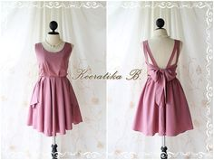 3db88373cc08 A Party V Shape Style Cocktail Dress by LovelyMelodyClothing, $46.30