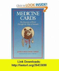 Medicine Cards The Discovery of Power Through the Ways of Animals (9780939680535) Jamie Sams, David Carson, Angela C. Werneke , ISBN-10: 093968053X  , ISBN-13: 978-0939680535 ,  , tutorials , pdf , ebook , torrent , downloads , rapidshare , filesonic , hotfile , megaupload , fileserve
