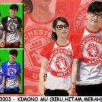 Baju Bola Couple Kimono Manchester United