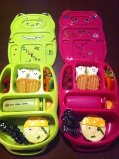 Pirate Life! Making lunches fun! Goodbyn lunch boxes sold at Target or http://goodbyn.com/
