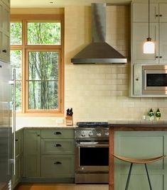 Point House Kitchen, Greene Partners | Remodelista Architect / Designer Directory