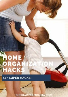 Discover the best home organization hacks for the supermom of today!
