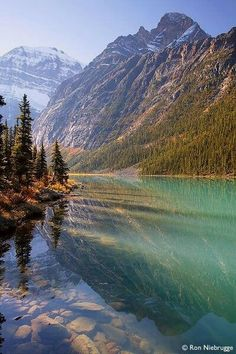 Jasper, Canada.I want to visit here one day.