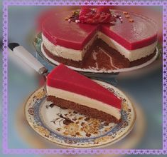 Ciasto z musem z białej czekolady i truskawkami | Moje Wypieki Tiramisu, Cheesecake, Ethnic Recipes, Food, Cheesecakes, Essen, Meals, Tiramisu Cake, Yemek