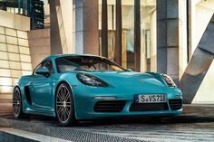 Downsizing Doesn't Mean Downgrading - Porsche 718 Cayman