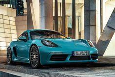 Downsizing Doesn't Mean Downgrading - Porsche 718 Cayman