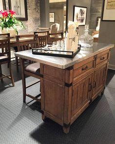 2015 High Point Market - Knoxville Furniture - Braden's Lifestyles Furniture - Kitchen Island - Home Décor - Interior Design - The Design Center at Braden's