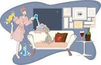 quelle piccole pesti: Metodo naturale per divani in tessuto più puliti c...