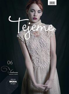 Capítulo 6: Tendencias de Diseño   #knit #knitwear #editorial #fashion #diy #tejememag