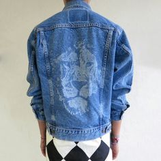 Levi's Rasta Lion Jacket, $108, now featured on Fab.