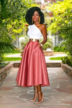 """""""This is a beautiful cocktail dress look."""" - One Shoulder Peplum Top This is a beautiful cocktail dress look. - One Shoulder Peplum Top Women's Dresses, Evening Dresses, Fashion Dresses, Party Dresses, Casual Dresses, Summer Dresses, Formal Dresses, Summer Outfits, Long Dresses"""