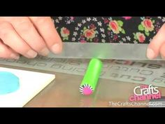 How to create a striped cane in 5 minutes