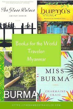 Books on Myanmar: Taking You Inside the Golden Land of Myanmar - The Bamboo Traveler Best Travel Books, Solo Travel Tips, Best Books To Read, Good Books, Books To Read Before You Die, What To Read, Book Club Books, Book Lists, Myanmar Travel