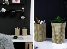 Home Office: Wie du dein Büro praktisch und schön einrichten kannst - Tulpentag. Der Blog