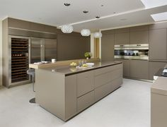 Kitchen Architecture - Home - modern family living