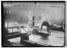 Cleveland Area History: The floods of 1913 in the Flats