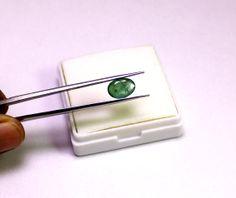 (sku no: kge1.47ct1) Natural Green Emerald 1.47ct