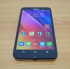 Gadget Review: ASUS Zenfone 2 ZE551ML - See What Others Can't See