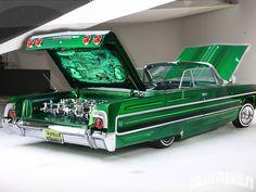 LowRider 64 impala