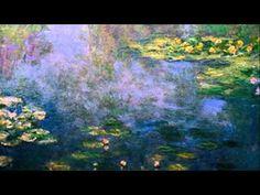 claude monet water lilies - YouTube