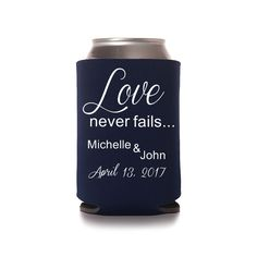 Custom Wedding Koozies $51.25-$235.00 See price and instruction on link
