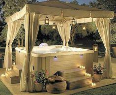 Fancy Whirlpool im Garten g nnen Sie sich diese besonde Art Entspannung