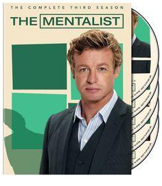 The Mentalist: The Complete Third Season Sous-titres français: Amazon.ca: Simon Baker, Robin Tunney, Tim Kang, Owain Yeoman, Amanda Righetti, Bruno Heller: DVD