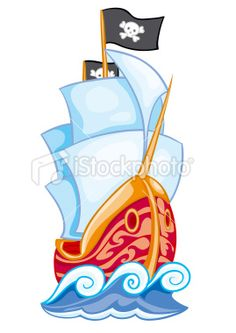 ship Royalty Free Stock Vector Art Illustration