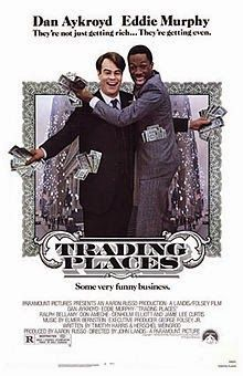 Trading Places (1983) #comedies #movies