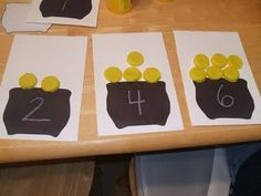 My Delicious Ambiguity: St Patrick's Day Learning Activities For Toddlers & Preschoolers