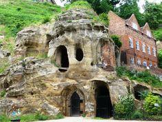 cuevas de Nottingham