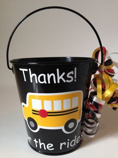 School Bus Driver  Thank You  Metal by letsmakeitpersonal4u, $5.00