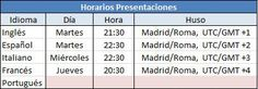Fort Ad Pays-Conferencias