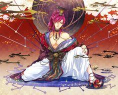 Magi: The Labyrinth of Magic// Ren Koumei