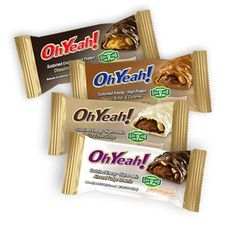 Oh Yeah! Snack Bar:    The Oh Yeah Bar is made from healthy, wholesome ingredients that offer premium taste and hunger satisfaction. You may have one 3 oz. Oh Yeah! Snack Bar as a snack.  Price:$21.00