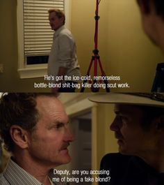 Seriously, I HAVE to get a functioning TV before Season 5 starts. Justified Quotes, Justified Tv Show, Raylan Givens, Elmore Leonard, Timothy Olyphant, Tv Show Quotes, Great Tv Shows, Me Tv, Best Shows Ever