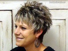45 Short Hairstyles for Older Women Over 50 - 22 #ShortBobs