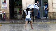 Prevén lluvias fuertes en Puebla, Veracruz y Oaxaca