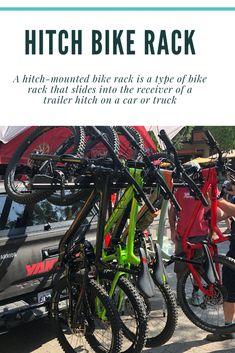 #BestHitchBikeRack Best Bike Rack, Diy Bike Rack, Hitch Mount Bike Rack, Car Buying Guide, Bike Parking, Trailer Hitch, Cool Bikes, Bicycle, Bike