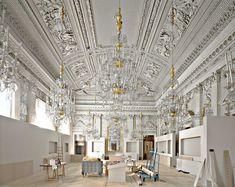 Palazzo Pitti, Sala Bianca  Florence Italy
