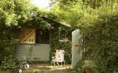 I want one of these sheds in my future garden