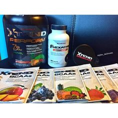 Shoutout to @scivation & @bkupniewski for sending out this awesome package full of BCAAs & joint mobility tablets 😏👍🏼 _______ Always looking for the latest & greatest so giving these a try! BCAA flavors look good ________ #learnInspireGrow  #bcaa #supplementreview #bodybuilding #scivation #xtendperform #products #iifym #girlswholift #strongisthenewskinny #blog #vlog #xtend #flexatril #youtube #strengthtraining #gym #gymapparel #everforward #mobility #train #recover #lift #entrepreneur