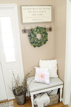#small #entryway #ideas #smallentrywayideas