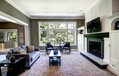 Interior Photos - modern - living room - grand rapids - by Photos By Kaity