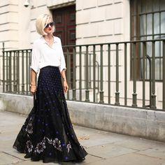 Lovely. [street style in London]