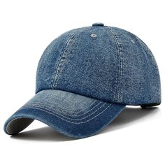 02ecd37a4e7 Women Men Baseball Cap Summer Jeans Hats Brand New